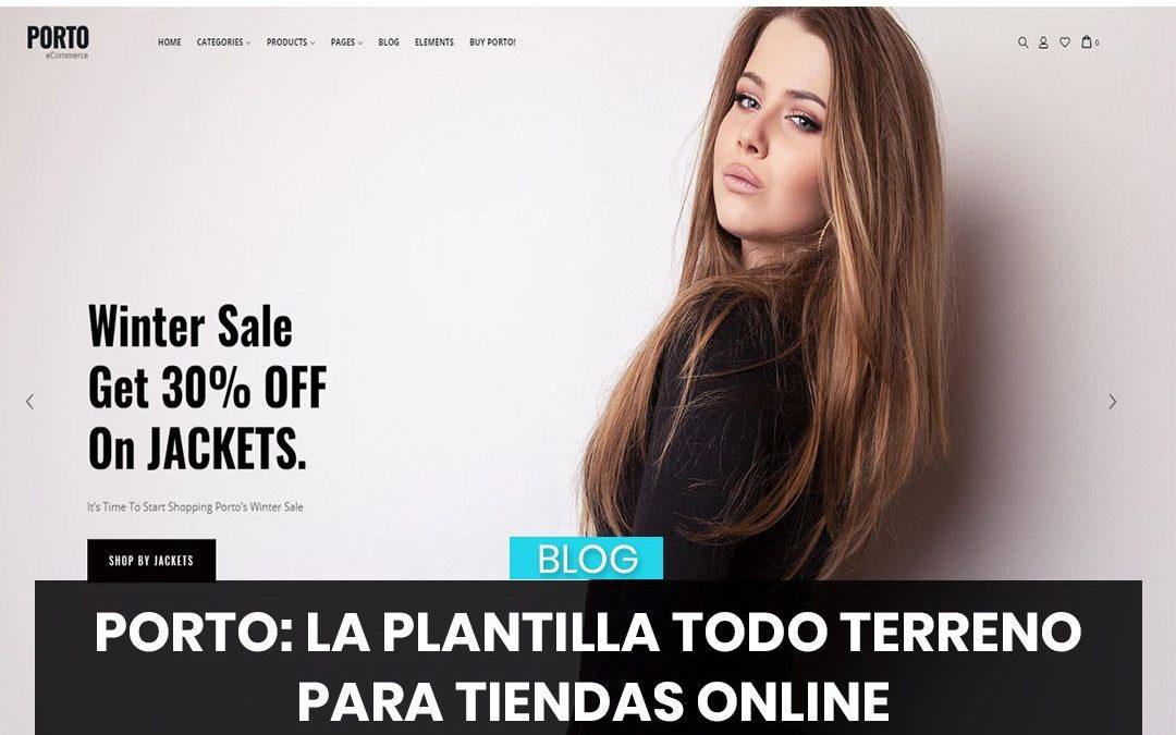 La Plantilla WordPress para Tiendas online más potente