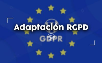 Adaptación RGPD Plugin WordPress