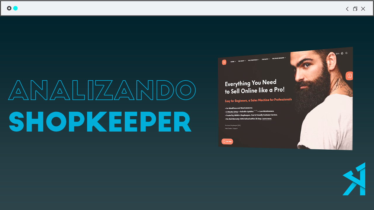 Shopkeeper WordPress: Analisis a fondo