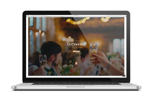 paginas web para restaurantes